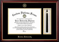 Boston Terriers Diploma Frame & Tassel Box