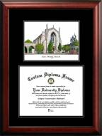 Boston Terriers Diplomate Diploma Frame