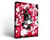 Boston Terriers Fight Song Canvas Wall Art
