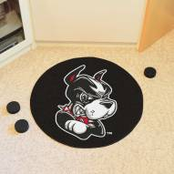 Boston Terriers Hockey Puck Mat