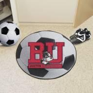 Boston Terriers Soccer Ball Mat