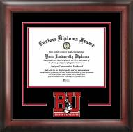 Boston Terriers Spirit Diploma Frame