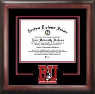 Boston Terriers Spirit Diploma Frame