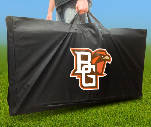 Bowling Green State Falcons Cornhole Carry Case