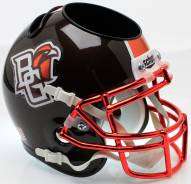 Bowling Green State Falcons Alternate 2 Schutt Football Helmet Desk Caddy
