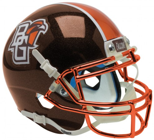Bowling Green State Falcons Alternate 2 Schutt XP Collectible Full Size Football Helmet