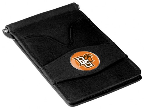 Bowling Green State Falcons Black Player's Wallet