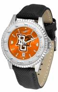 Bowling Green State Falcons Competitor AnoChrome Men's Watch