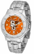 Bowling Green State Falcons Competitor Steel AnoChrome Men's Watch