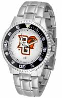 Bowling Green State Falcons Competitor Steel Men's Watch
