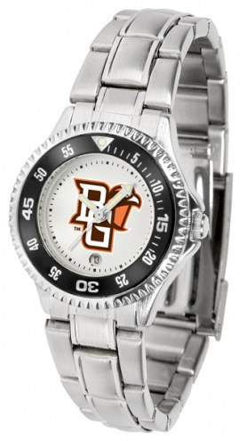 Bowling Green State Falcons Competitor Steel Women's Watch