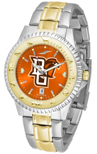 Bowling Green State Falcons Competitor Two-Tone AnoChrome Men's Watch