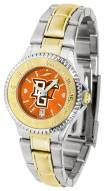 Bowling Green State Falcons Competitor Two-Tone AnoChrome Women's Watch