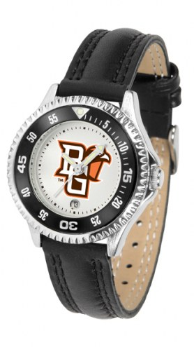 Bowling Green State Falcons Competitor Women's Watch