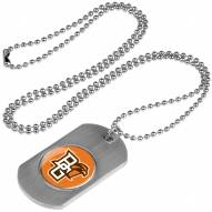 Bowling Green State Falcons Dog Tag