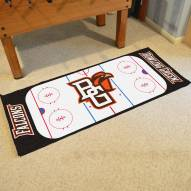 Bowling Green State Falcons Hockey Rink Runner Mat
