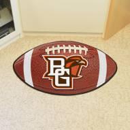 """Bowling Green State Falcons """"BG"""" Football Floor Mat"""