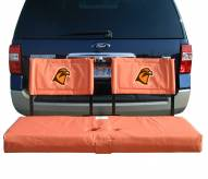 Bowling Green State Falcons Tailgate Hitch Seat/Cargo Carrier