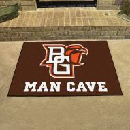 Bowling Green State Falcons Man Cave All-Star Rug