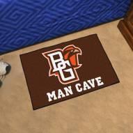 Bowling Green State Falcons Man Cave Starter Mat