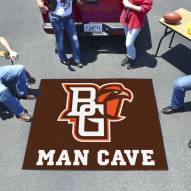 Bowling Green State Falcons Man Cave Tailgate Mat