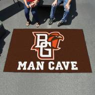 Bowling Green State Falcons Man Cave Ulti-Mat Rug