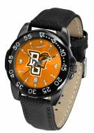 Bowling Green State Falcons Men's Fantom Bandit AnoChrome Watch
