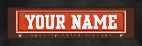 Bowling Green State Falcons Personalized Stitched Jersey Print