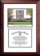 Bowling Green State Falcons Scholar Diploma Frame