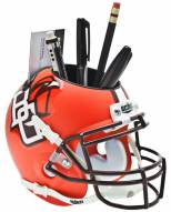 Bowling Green State Falcons Schutt Football Helmet Desk Caddy