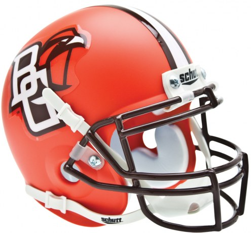 Bowling Green State Falcons Schutt Mini Football Helmet