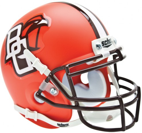 Bowling Green State Falcons Schutt XP Collectible Full Size Football Helmet