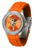 Bowling Green State Falcons Sparkle Women's Watch