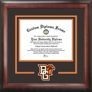 Bowling Green State Falcons Spirit Diploma Frame