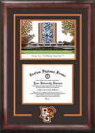 Bowling Green State Falcons Spirit Graduate Diploma Frame