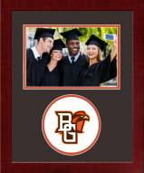 Bowling Green State Falcons Spirit Horizontal Photo Frame
