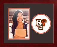 Bowling Green State Falcons Spirit Vertical Photo Frame