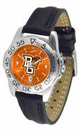 Bowling Green State Falcons Sport AnoChrome Women's Watch