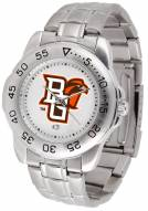 Bowling Green State Falcons Sport Steel Men's Watch