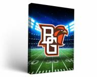 Bowling Green State Falcons Stadium Canvas Wall Art