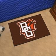 "Bowling Green State Falcons ""BG"" Starter Rug"