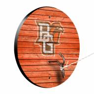 Bowling Green State Falcons Weathered Design Hook & Ring Game