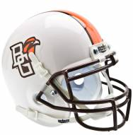 Bowling Green State Falcons White Schutt Mini Football Helmet