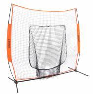 Bownet Big Mouth X Baseball/Softball Portable Hitting Net - SCUFFED