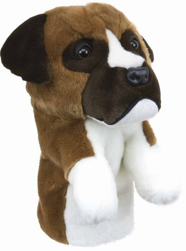 Boxer Oversized Animal Golf Club Headcover