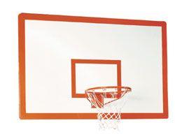 "Spalding 72"" x 42"" Fiberglass Basketball Backboard"