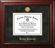 Bradley Braves Executive Diploma Frame