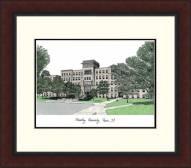 Bradley Braves Legacy Alumnus Framed Lithograph
