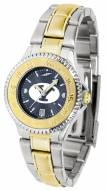 BYU Cougars Competitor Two-Tone AnoChrome Women's Watch