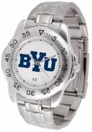BYU Cougars Sport Steel Men's Watch